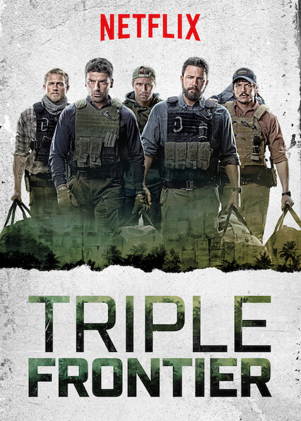 Triple Frontier on Netflix USA