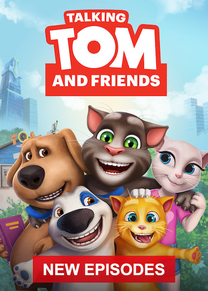 Talking Tom and Friends on Netflix USA