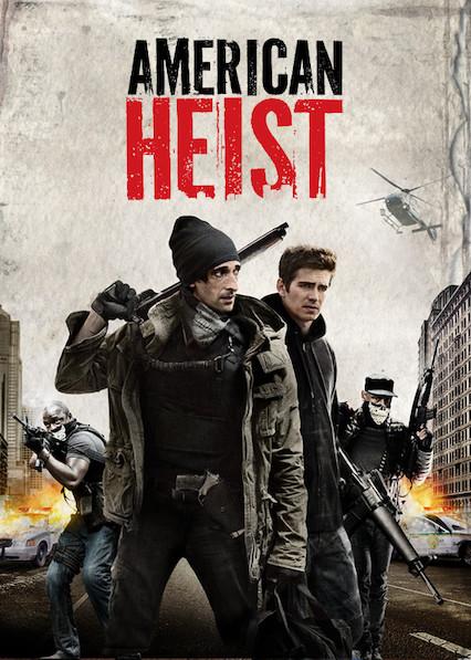 American Heist on Netflix USA
