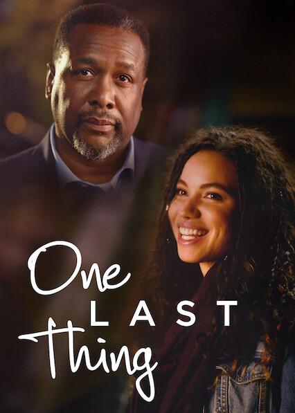 One Last Thing on Netflix USA