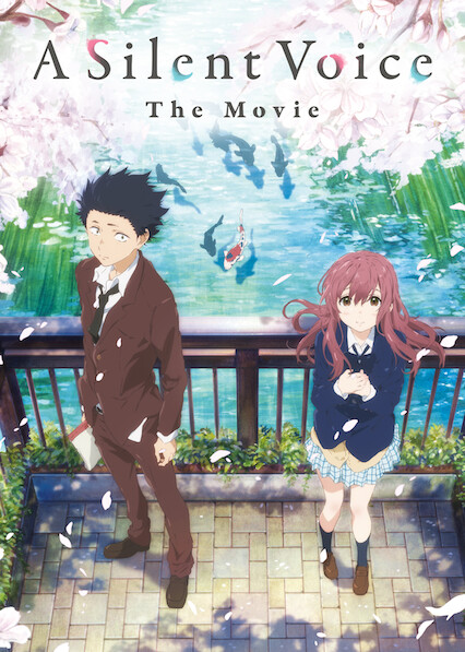 A Silent Voice on Netflix USA