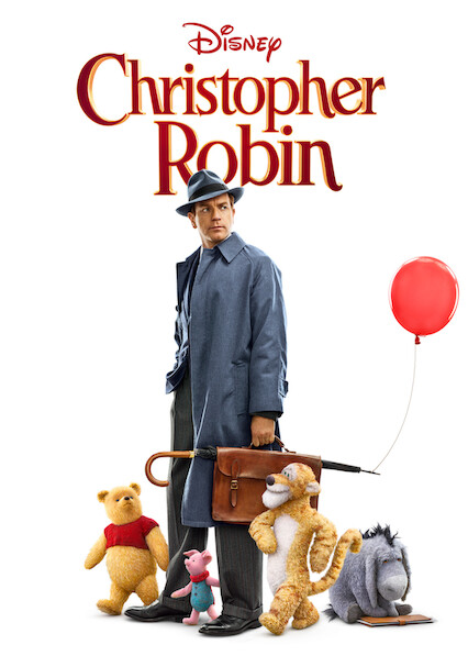 Christopher Robin on Netflix USA