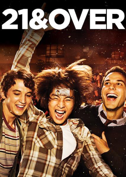 21 & Over on Netflix USA