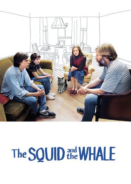 The Squid and the Whale on Netflix USA