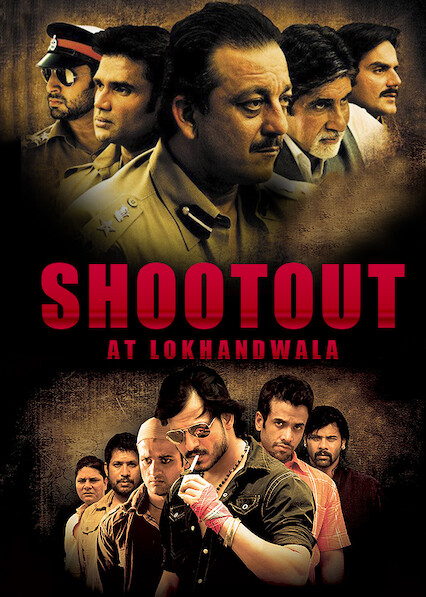 Shootout at Lokhandwala on Netflix USA