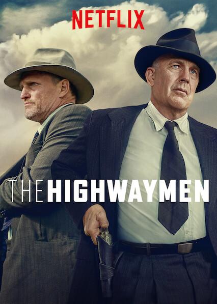 The Highwaymen on Netflix USA