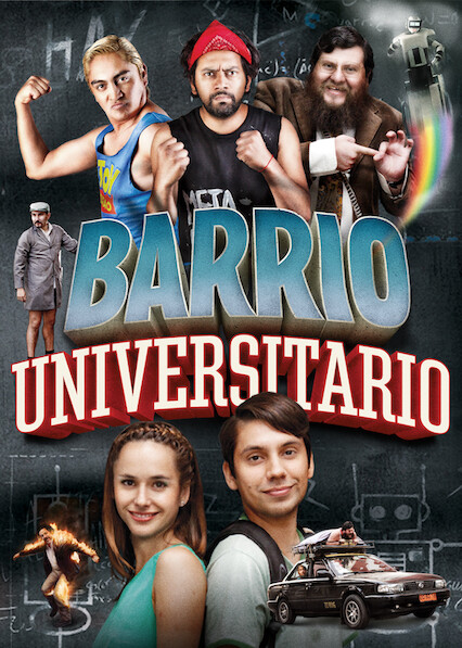 Barrio Universitario on Netflix USA