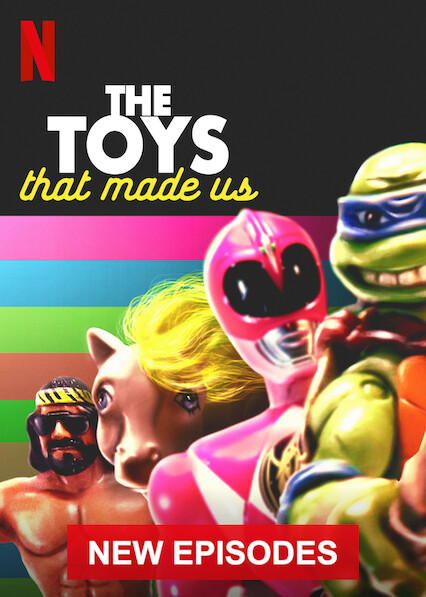 The Toys That Made Us on Netflix USA