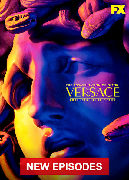 The Assassination of Gianni Versace on Netflix USA