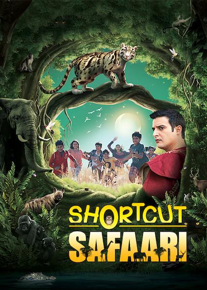 Shortcut Safari on Netflix USA