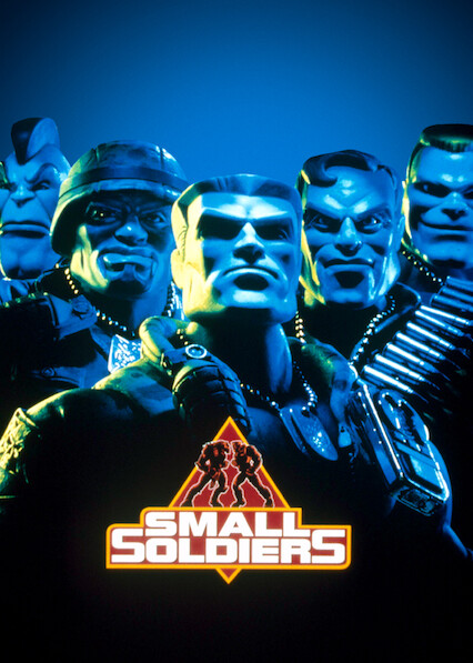 Small Soldiers on Netflix USA