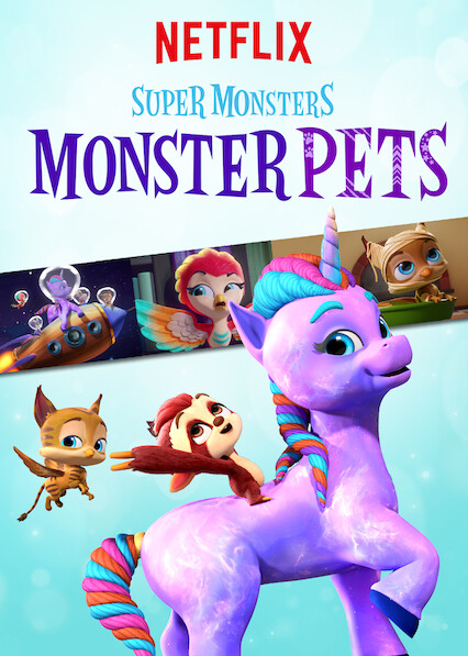 Super Monsters Monster Pets
