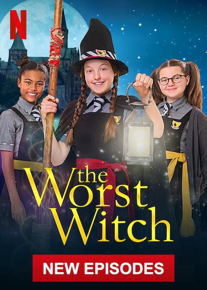 The Worst Witch on Netflix USA