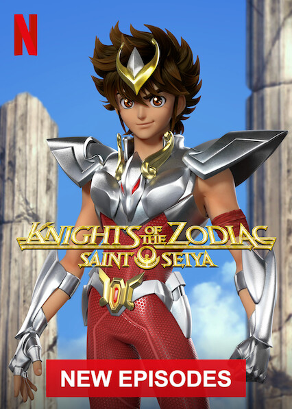 SAINT SEIYA: Knights of the Zodiac on Netflix USA