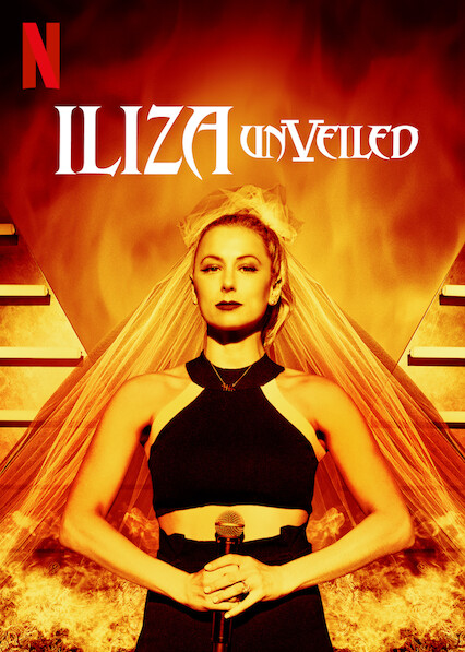 Iliza Shlesinger: Unveiled on Netflix USA