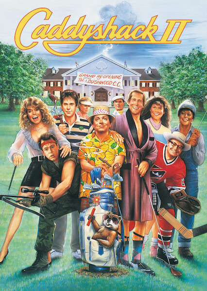 Caddyshack 2 on Netflix USA