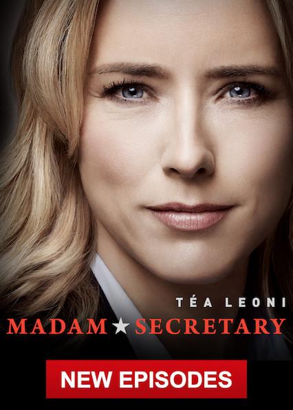 Madam Secretary on Netflix USA