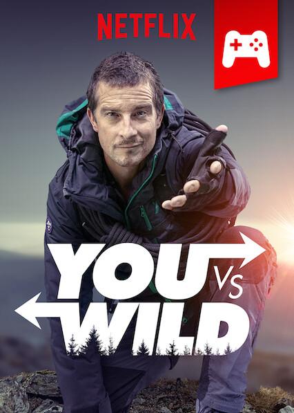 You vs. Wild on Netflix USA