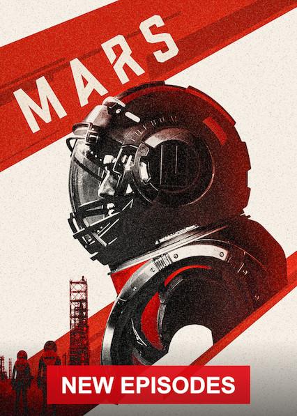 Mars on Netflix USA