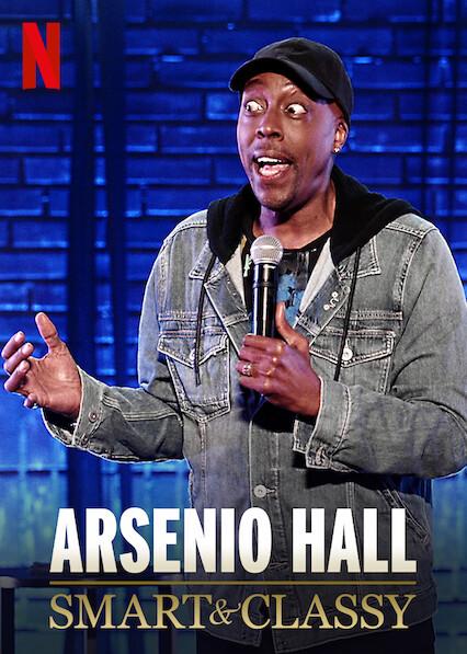 Arsenio Hall: Smart & Classy