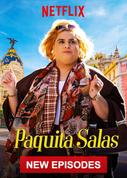 Paquita Salas on Netflix USA