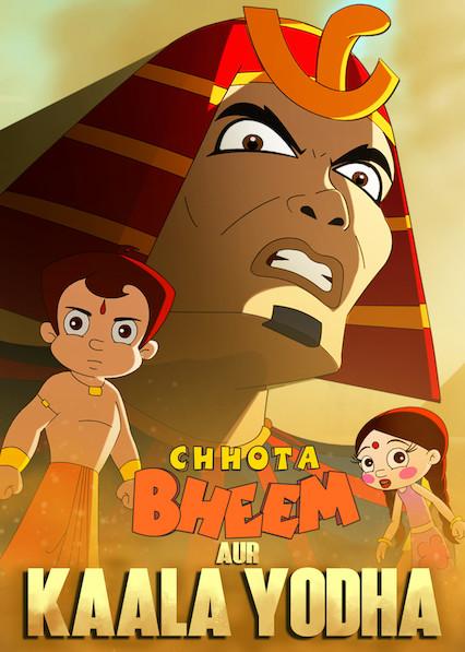 Chhota Bheem Aur Kaala Yodha on Netflix USA