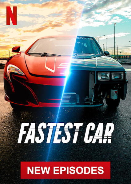 Fastest Car on Netflix USA