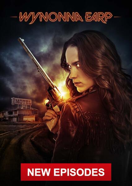 Wynonna Earp on Netflix USA