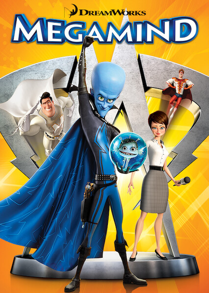 Megamind on Netflix USA