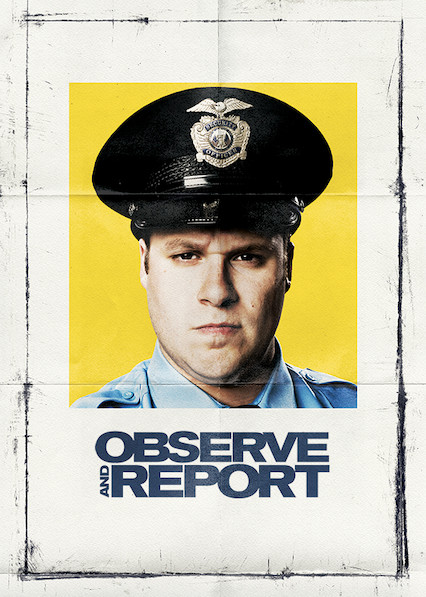 Observe and Report on Netflix USA