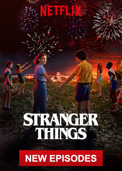 Stranger Things on Netflix USA