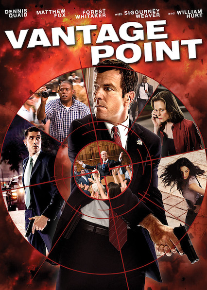 Vantage Point on Netflix USA