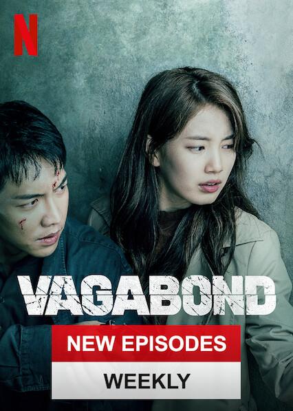 Vagabond on Netflix USA