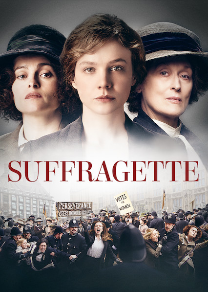 Suffragette on Netflix USA