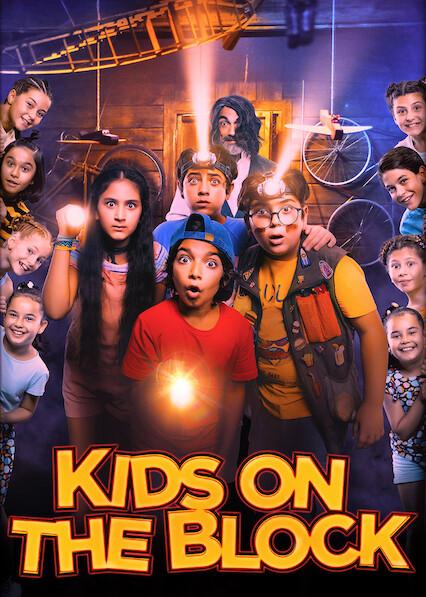 Kids on the Block on Netflix USA