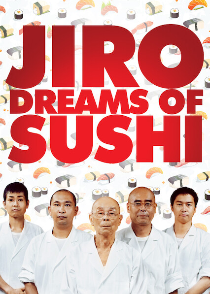 Jiro Dreams of Sushi on Netflix USA