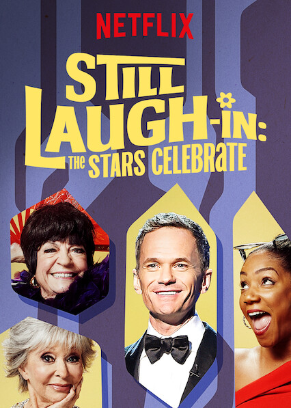 Still LAUGH-IN: The Stars Celebrate on Netflix USA