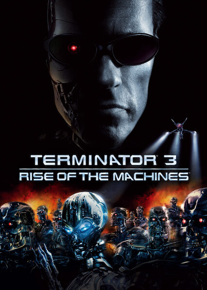 Terminator 3: Rise of the Machines on Netflix USA