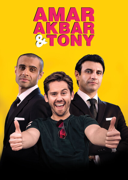 Amar Akbar & Tony on Netflix USA