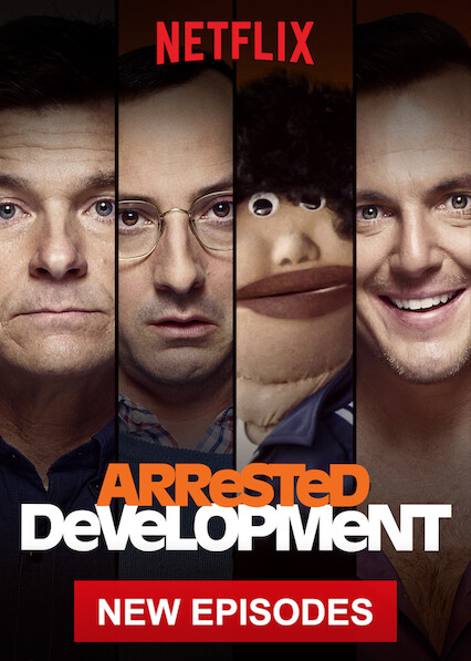 Arrested Development on Netflix USA