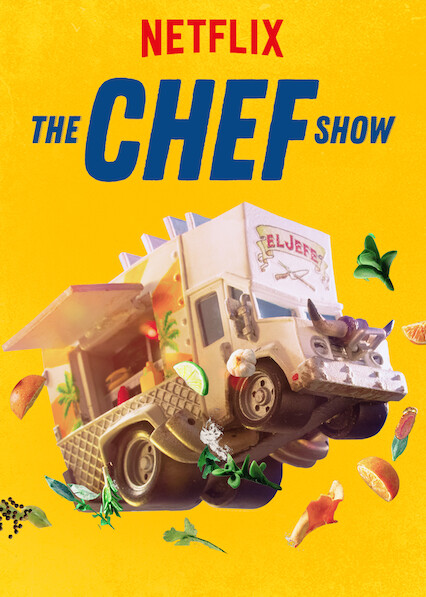 The Chef Show on Netflix USA