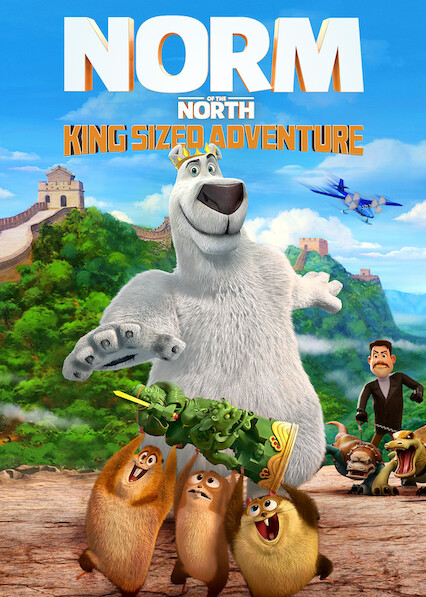 Norm of the North: King Sized Adventure on Netflix USA