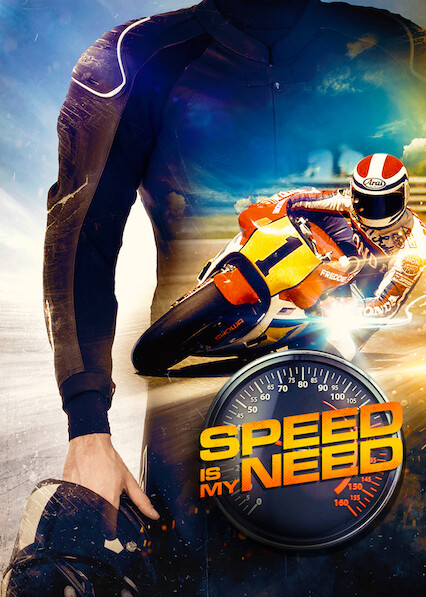 Speed Is My Need on Netflix USA