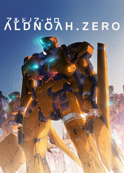 Aldnoah.Zero on Netflix USA