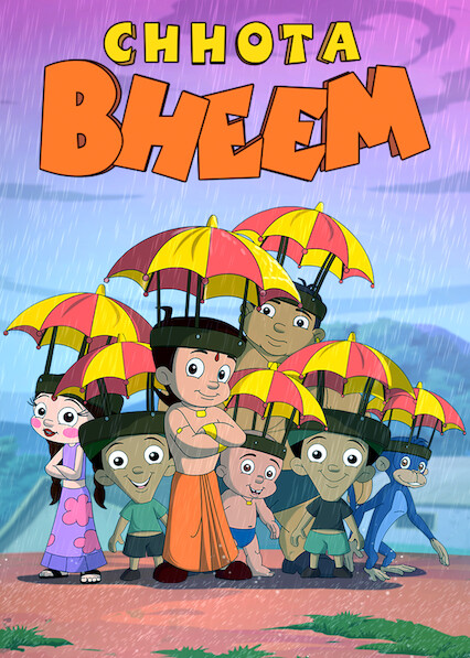 Chhota Bheem on Netflix USA