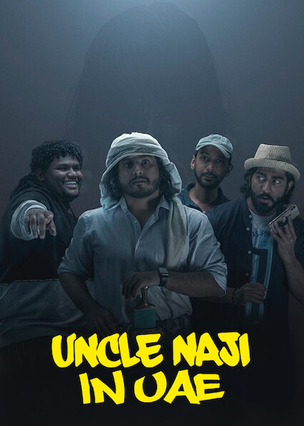 Uncle Naji in UAE on Netflix USA