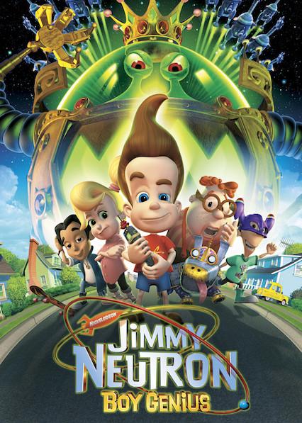 Jimmy Neutron: Boy Genius on Netflix USA