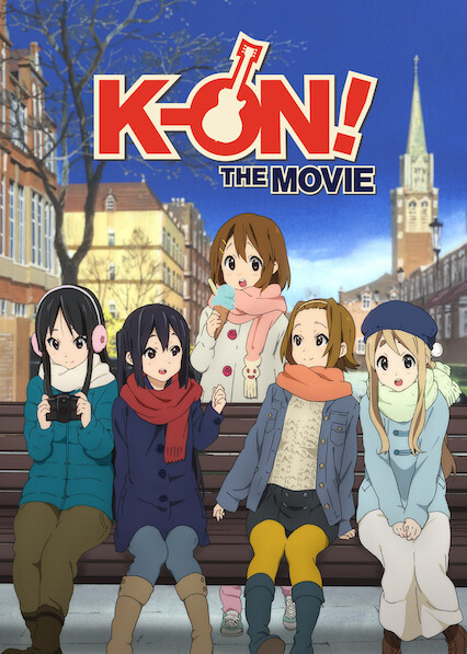 K-on! the movie on Netflix USA
