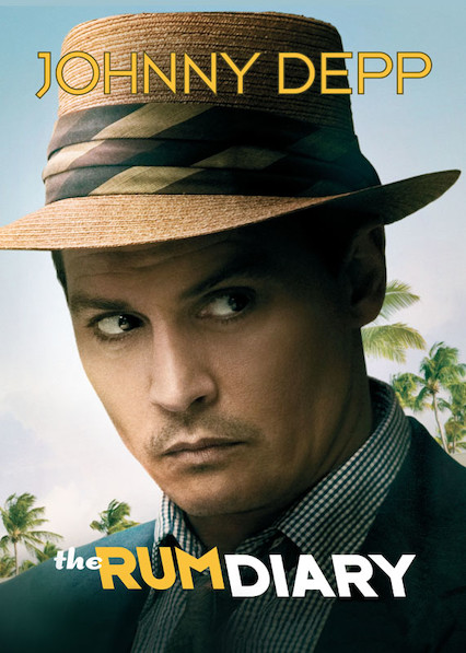 THE RUM DIARY on Netflix USA