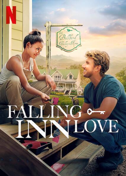 Falling Inn Love on Netflix USA